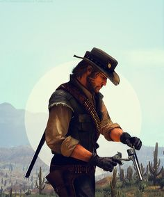 John Marston - Red Dead Redemption. I'll always remember his voice, and his story.