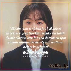 Drana Black Dog Seo Hyeon Jin 2019-2020 Jin 2019, Quotes Drama Korea, Seo, Dogs, Black, Black People, Pet Dogs, Doggies