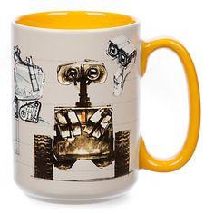 Mug WALL-E façon croquis