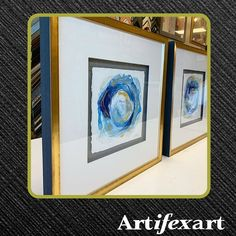 @artifexart posted to Instagram: We are in love with this gorgeous combo in a floating style Decor moulding frame, Siena Gold/Black, protected by @truvueglazing U.V. conservation glass. #artifexart #Artifexart_Art_Consultants #customframing #pictureframing #custompictureframing #frameshop #commercialinteriordesign #interiordesign #healthcareart #corporateart #lobbyart #moderndecor #homedecor #decor