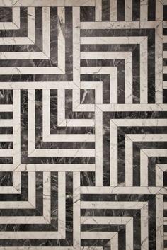 Floor, Stone Pattern