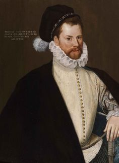 Cornelis Ketel:  Thomas Cecil 1st Earl of Exeter. Cecil was the elder son of William Cecil, 1st Baron Burghley, and the half-brother of Robert Cecil, 1st Earl of Salisbury, Anne Cecil, and Elizabeth Cecil. His father, although fond of both his sons, recognised that only Robert had inherited his political gifts: Thomas, he said sadly, was hardly fit to govern a tennis court. Gt Grandfather, Countess of Ailsbury, nee Diana Grey, who must have had excess family pride to have captioned his…