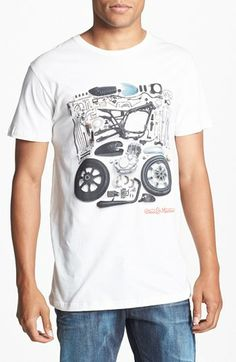 Deus Ex Machina 'Exploded Gee' T-Shirt available at #Nordstrom