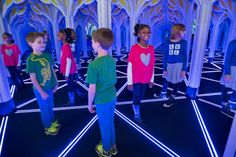 This summer, The Franklin Institute opens a new, super-immersive exhibition, A Mirror Maze: Numbers in Nature. The display — which opens May 27 and runs Mirror Maze, Franklin Institute, Thing 1, Family Love, Natural World, Square Feet, Numbers, Challenges, Explore