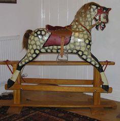 Happy - Collinson rocking horse