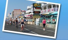 Ocean City Maryland Rentals, Boardwalk and Beach Vacation Rentals in Ocean City MD, Affordable Family Vacations