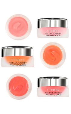 For cheeks that look kissed with a sheer wash of luminous color: gel blushes. Blush Glace | By Terry