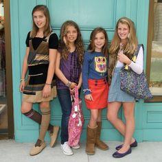 Latest Fashion Dresses For Teenage Girls Preteen Fashion, Teen Girl Fashion, Teen Girl Outfits, Little Girl Fashion, Cute Fashion, Outfits For Teens, Kids Fashion, Cool Outfits, Autumn Fashion