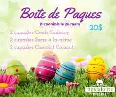 Publicité pour Pâques