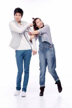 Personal Taste ♥ Son Ye-jin as Park Gae In ♥ Lee Min-ho as Jeon Jin Ho