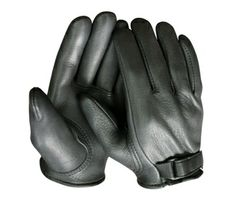 Churchill Maverick Classic Deerskin Velcro Glove Classic Deerskin design short wrist with an added velcro strap on the back. Made in the USA. http://www.saveyourhideleather.com/product/CSV