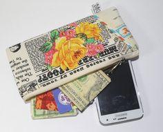 Carteira Porta-celular (Código:pc005)    Essa carteira é ideal para uma saída…