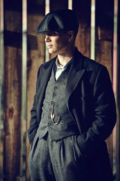 Robert Viglasky - Caryn Mandabach BBC 2 - Tiger Aspect - Cillian Murphy - Peaky Blinders - Gangs - Fashion - Photography - Moody - Post-War - 1920's - Portrait - Thomas Shelby