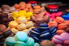 Macarons, italiani o francesi? http://www.pingpongfood.it/2015/10/02/macarons/