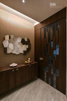 Ideas Safety Door Design Modern For 2019 Main Entrance Door Design, Home Entrance Decor, Room Door Design, Door Design Interior, Flat Interior, Foyer Design, Lobby Design, Entryway Decor, House Design