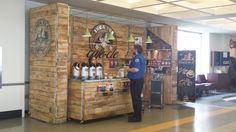 Inca Teas located on Concourse B #cleveland #airport #hopkins  http://www.clevelandairport.com/
