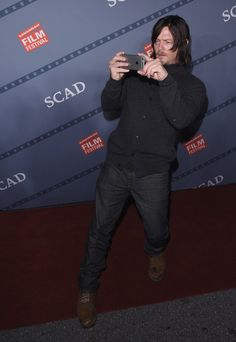 Norman Reedus Photos - SCAD Presents 17th Annual Savannah Film Festival - Day 1 - Zimbio