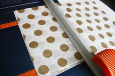 how to make a tissue paper flag banner {tutorial}