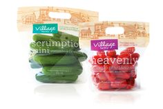 Packaging of the World: Creative Package Design Archive and Gallery: Village Farms Rebrand