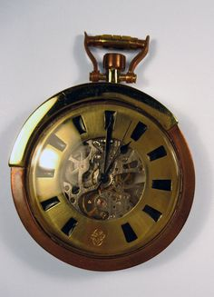 Steampunk Pocket Watch.