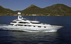 Luxury Yacht for charter, Super yacht QM OF London our mega yacht on Emporium yachts. COMFORT.