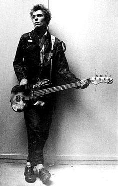 Paul Simonon (Clash)