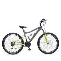"""Мони Трейд - Велосипед със скорости BYOX 27.5"""" Thunder"""