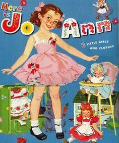 This is Susie / Here is Jo Ann, 1962 Merrill #1560 (9 of 9) | josue.jpg