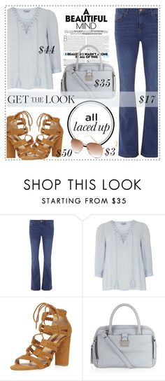 """Get the Look: Weekend Style Under $150"" by alaria ❤ liked on Polyvore featuring Dorothy Perkins, Bebe, H&M and GetTheLook"
