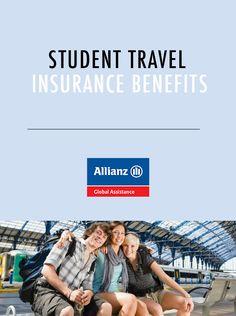 Student travel insurance benefits