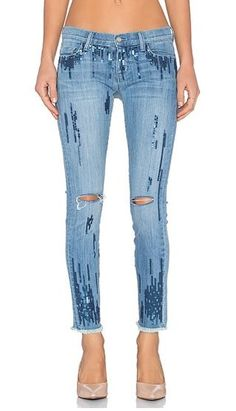 11 Pairs of Embellished Jeans That Will Upgrade Your Denim Wardrobe: