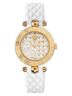 Vanitas Micro Strap IP Watch by Versace Watches at Gilt
