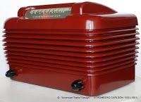 *American*Radio*Design* - Greg Mercurio - Deco-Mid Century, Retro Styled Vintage Tube Radios   : Stromberg Carlson Mid Century (1951) Retro Tube Ra...