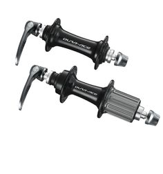 SHIMANO Dura-Ace FH-9000 / HB-9000 Hubs
