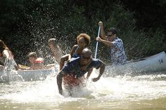Russian River canoeing is a great team building activity. Meetings info: http://www.sonomacounty.com/meetings-groups