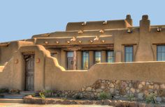 Classic New Mexico Homes = Beautiful <3.