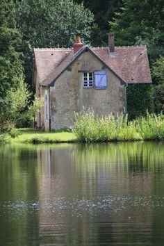 HerzStück, Burgund, Burgundy, France, Frankreich, Canal du Nivernais