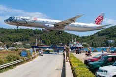 OE-LET | FlyNiki A321-211 | Skiathos LGSK/JSI