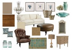 Todd's Living Room !! Designed By Southern Home