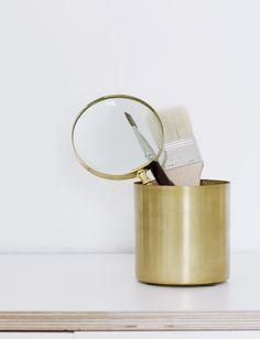 Vintage spy glass - cocolapinedesign.com