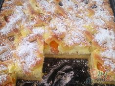 Czech Recipes, Bourbon Drinks, Home Brewing Beer, Desert Recipes, Sweet Recipes, Yummy Treats, Deserts, Good Food, Food And Drink