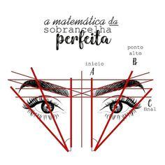 icu ~ Aprenda a matemática da sobrancelha! Eyebrow Makeup Tips, Permanent Makeup Eyebrows, Beauty Makeup, Eye Makeup, Hair Makeup, Eyebrow Tinting, Flawless Makeup, Mircoblading Eyebrows, Natural Eyebrows