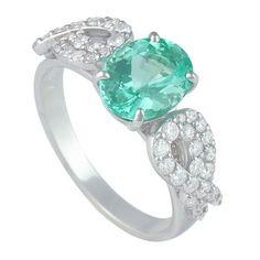 Anel de Noivado Unique - Anéis de Noivado | Poésie - Joalheria Virtual