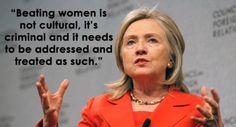 Sec. of State Hilary Rodham Clinton. Idol