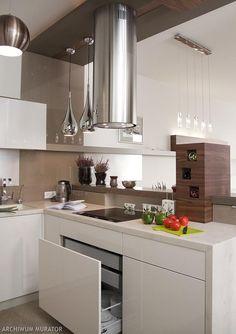 Kuchnia Cooker Hoods, Interior, Modern, Table, Inspiration, Furniture, Home Decor, Google Search, Lighting