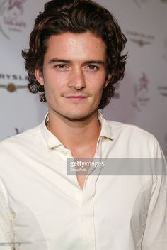 Orlando Bloom during The Lili Claire Foundation's 6th Annual Benefit Hosted by Matthew Perry - Red Carpet Arrivals at The Beverly Hilton Hotel in Beverly Hills, CA, United States.