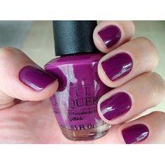 OPI Nail Polish Lacquer - Pamplona Purple 15ml: Amazon.co.uk: Health & Beauty