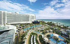 Fontainebleau Miami Beach is a Beach Resort in Miami Beach. Plan your road trip to Fontainebleau Miami Beach in FL with Roadtrippers. South Beach Miami, Miami Beach Resort, Miami Beach Hotels, Beach Resorts, Hotels And Resorts, Best Hotels, Miami Florida, Luxury Travel, Brazil