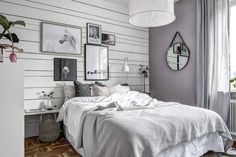 Gorgeous #scandi inspired #bedroom #laidback #interiors