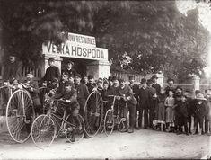 Pavel Scheufler - Fotoarchiv Prague, Czech Republic, Bicycles, Historia, Bohemia, Bike, Bicycle, Biking